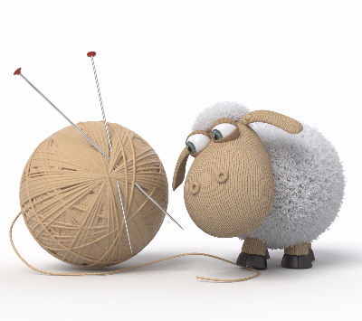 Yarn Sheep-871